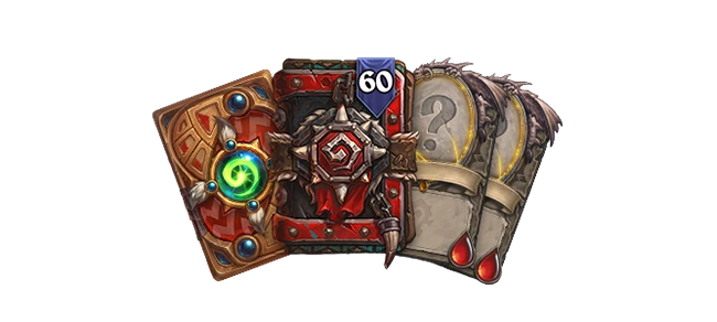 Barrens Bundle includes 60 Forged in the Barrens card packs, two random Forged in the Barrens Legendary cards, and the Hamuul Runetotem card back!
